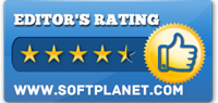 9/10 Editor's Rating at SoftPlanet