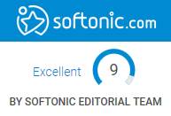 Rated Excellent at Softonic